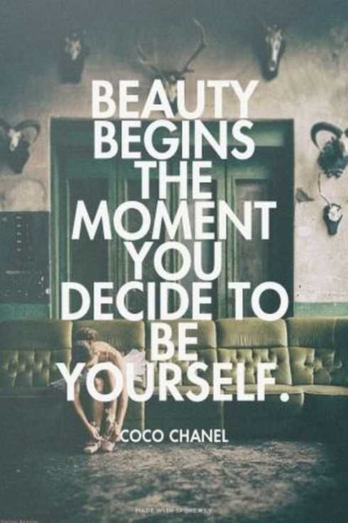 Beauty Begins The Moment