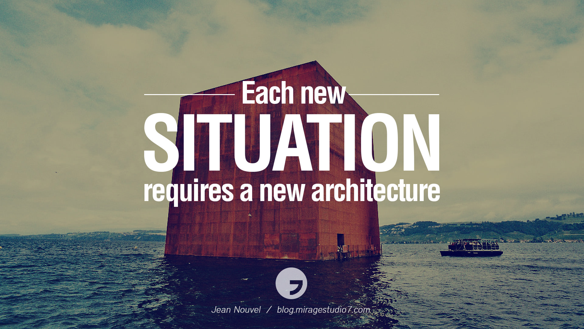 Each New Situation