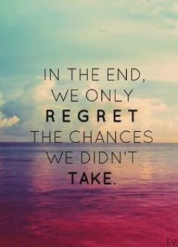 In The End We Regreat