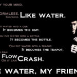 Empty Your Mind, Be Formless...