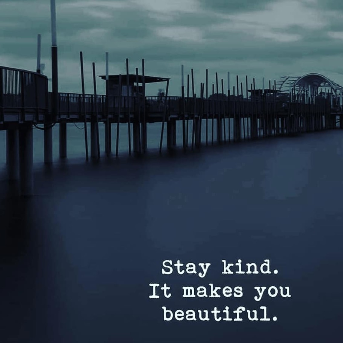 Stay Kind It Makes