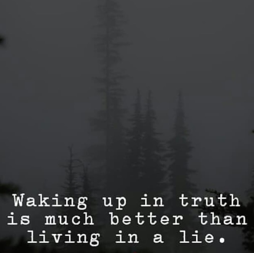 Waking Up In Truth Is Much
