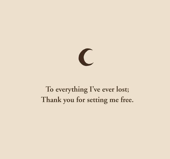 To EveryThing I Have...