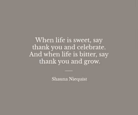 When Life Is...