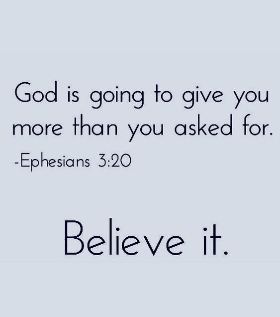 God Is Going To...