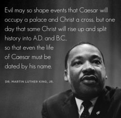 Evil May So Shape Events That Martin Luther Quotes