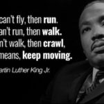 If You Can't Fly....