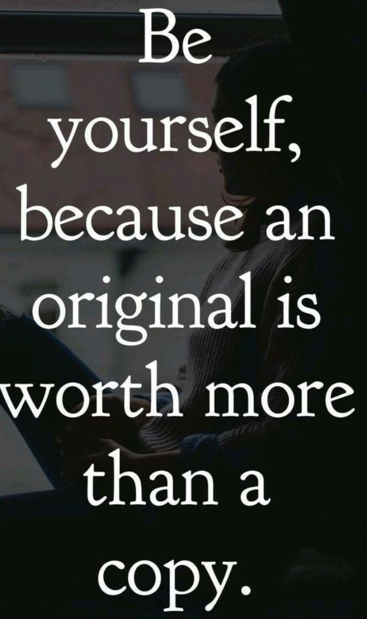 be-yourself-because-an