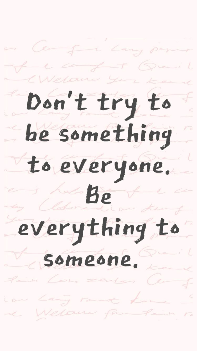 dont-try-to-be