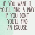 If You Want It...