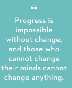 progress-is-impossoble-without