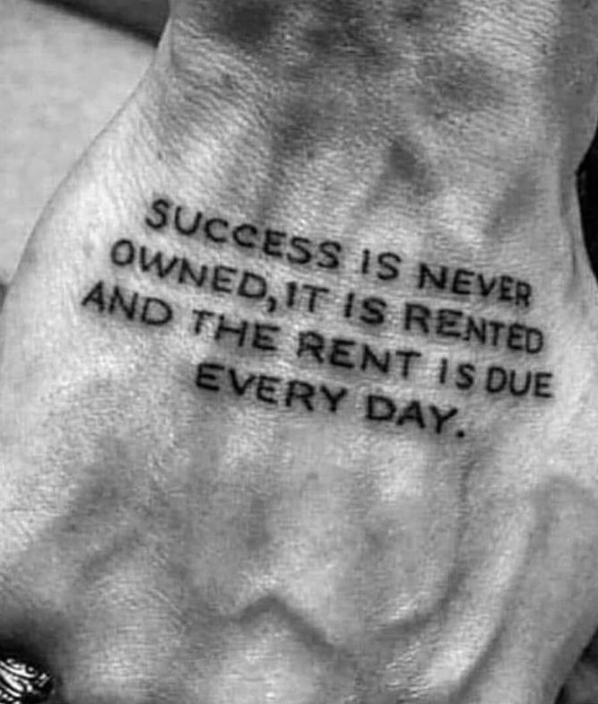 success-is-never