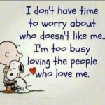 I Don't Have Time...