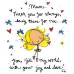 Mum! Thank You For...