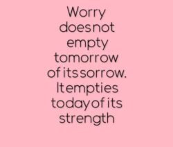 worry-does-not-empty
