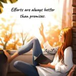 Efforts Are Always Better...